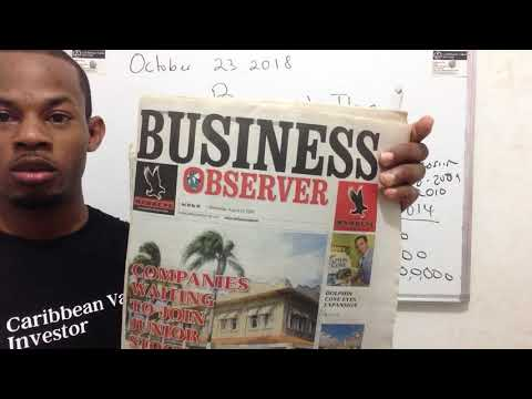 Beyond The Stock Price  | Fastest Growing Stock Exchange In World - Jamaica Stock Exchange