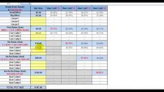Poker Betting Strategy, Bet Types, Moves, Lines and Pot Manipulation EPK 036