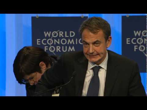Davos Annual Meeting 2010 - Rethinking the Eurozone