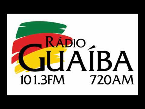 Abertura Jornada Esportiva - Rádio Guaíba - Porto Alegre/RS