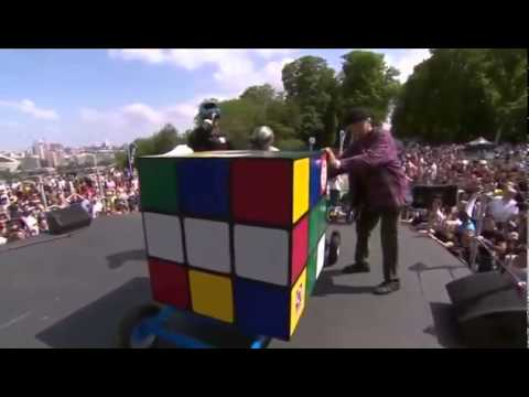 COURSE CAISSE A SAVON RED BULL : TEAM CARRE 3D