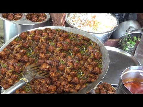Best Gobi Manchurian In Mysore | Pure Veg Street Food | Opposite Mysore Palace Karnataka