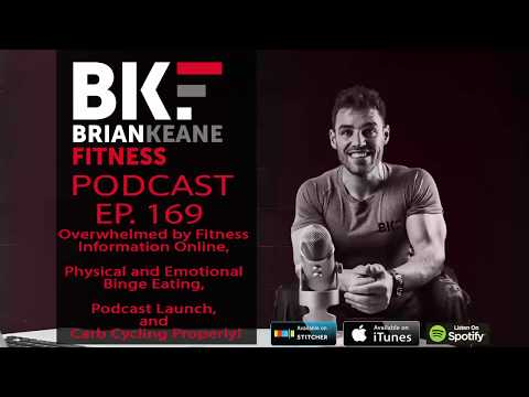 BRIAN KEANE FITNESS PODCAST #169 Mp3