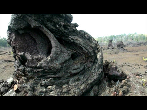 Volcanoes National Park Hawaii