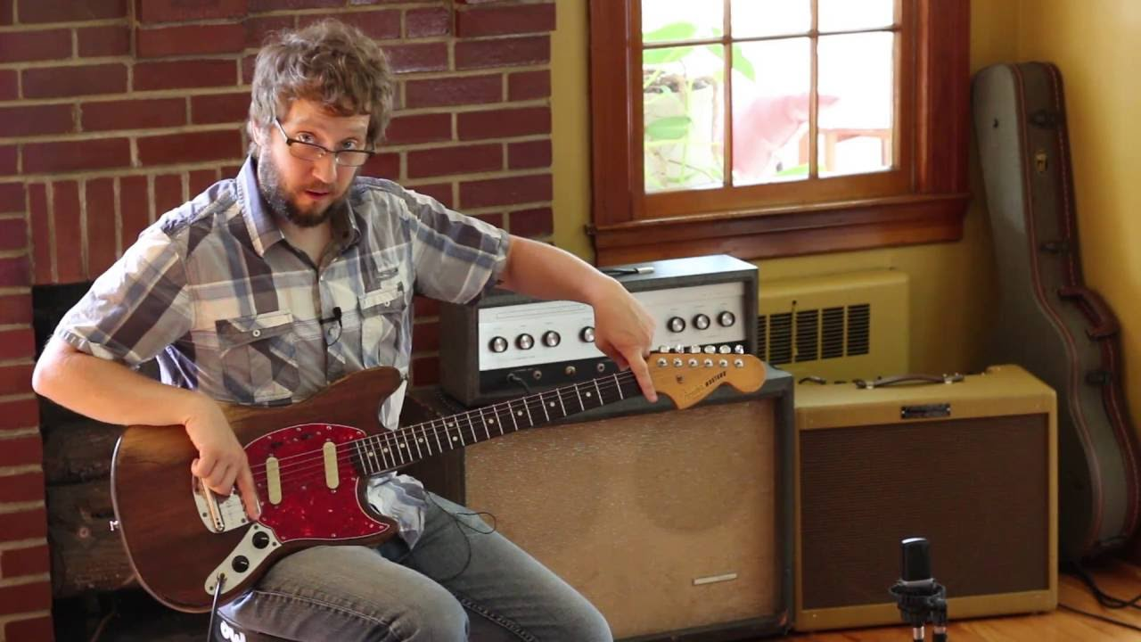 Vintage 1966 Fender Mustang Review