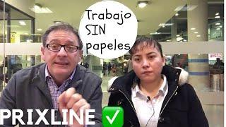 PRIXLINE ✅ Colombianos en España: Trabajo SIN papeles 😮 🇨🇴
