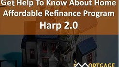 HARP 2.0 Refinance Program - Why It Is Useful to Qualify Online