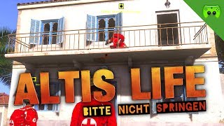 ALTIS LIFE # 81 - Bitte nicht springen «» Let's Play Arma 3 Altis Life | HD