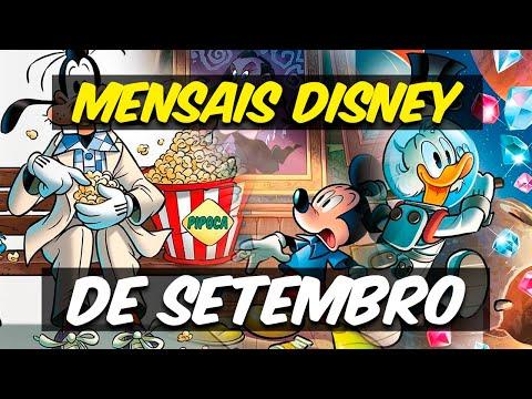 Coleção Disney - JUNHO 2015 from YouTube · Duration:  17 minutes 10 seconds