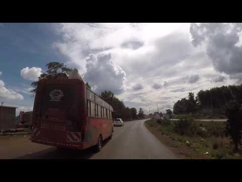 Kenya Autoroute vers Nakuru Gopro / Kenya Highway to Nakuru, Gopro