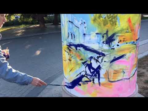 Circular Paintings