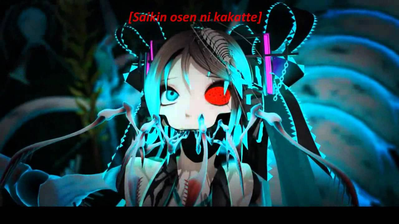 Mmd hatsune miku cosplay conejitos playboy dancing apple pie - 4 3