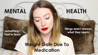 Girl You Got Fat Weight Gain Mental Health Medication Story