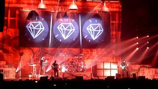 DREAM THEATER - Enigma machine with drum solo - 31/01/2014 - le Zénith