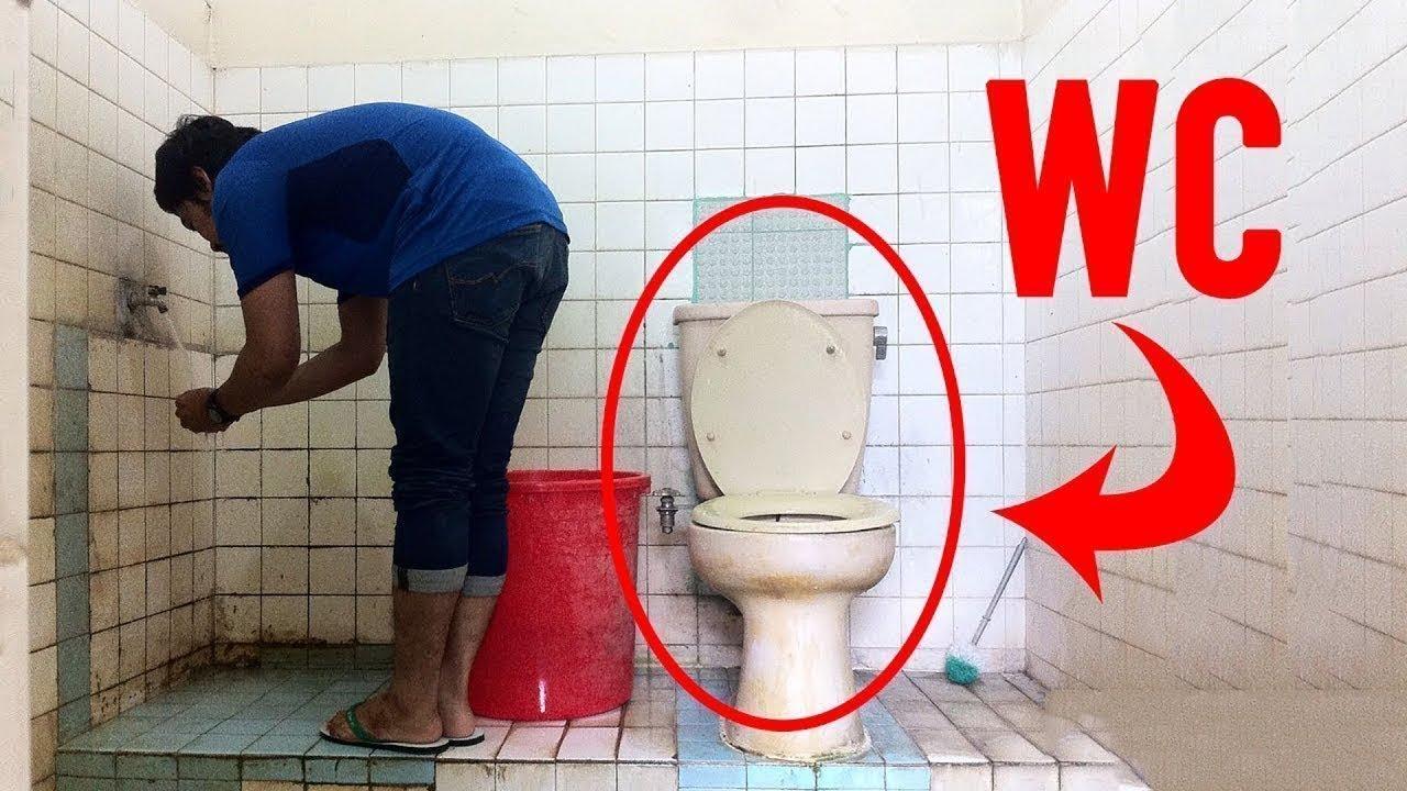 Wudhu kok di WC? Banyak yang Salah Ketika Kita Sedang Berwudhu #fiqih #syariah