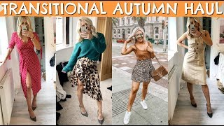 AUTUMN TRANSITIONAL TRY ON HAUL | ASOS, MISSGUIDED, TOPSHOP, NASTY GAL, HIGH STREET HAUL