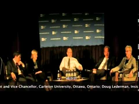 FORUM 2013: Presidents' Panel on the Future of Higher Education