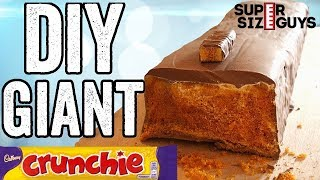 GIANT CRUNCHIE