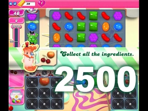 Candy Crush 2500