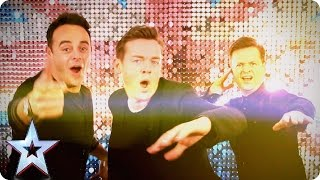 Stephen Mulhern's Britain's Got More Talent Rap with Ant and Dec | Britain's Got Talent 2015