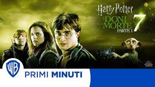 Harry Potter e i Doni della Morte - Parte 1 - I Primi minuti!