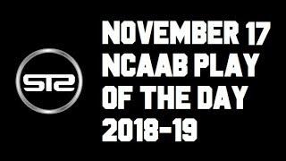 11/17/18 Free #NCAAB Picks of The Day - CBB Pick Today ATS Tonight #SaintLouis #SetonHall