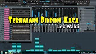 Gambar cover Terhalang Dinding Kaca-Dangdut FL Studio Korg PA 600