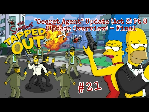 The Walking Dead Season 7 Episode 16 Online The Simpsons Tapped Out 152 Secret Agents