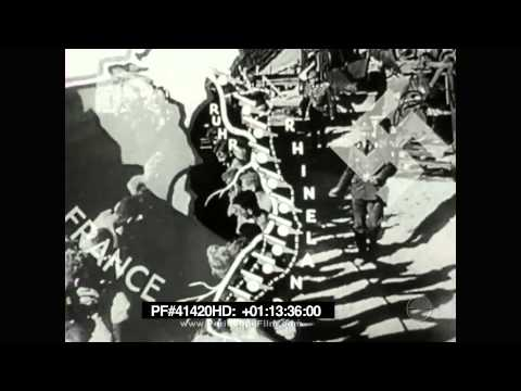 The Nazis Strike - Why We Fight Part 2 Frank Capra Poland WWII 41420 HD