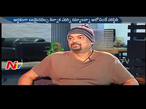 No Need of Marriage in Life: Puri Jagannath    Point Blank    NTV