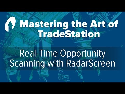 Mastering the Art of TradeStation: Real-time opportunity