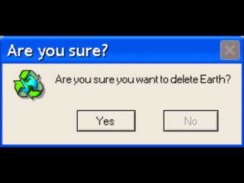 Funny Windows Error Messages
