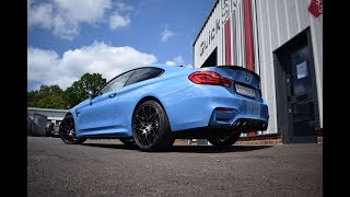 BMW M4 Active Valve Sport Exhaust System by QuickSilver