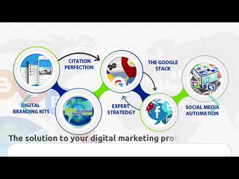Building DBS, The Digital Branding Solution. The answer to local search and online revenue