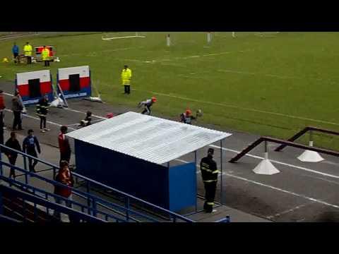 Vít Honěk - 100m Překážek (2.pokus)