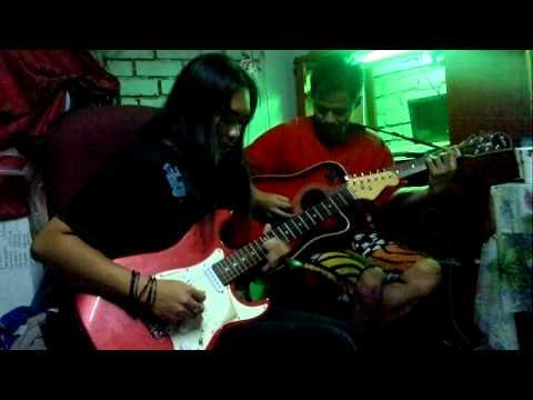 Gerimis Mengundang Guitar Instrumental (Cover)