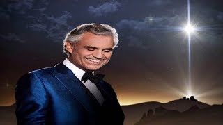 Watch Andrea Bocelli Noche De Paz silent Night video