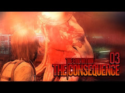 THE EVIL WITHIN: THE CONSEQUENCE [003] - Frau Hühnerfuß bittet zum Lunch
