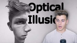 the craziest optical illusion warning lasts for months