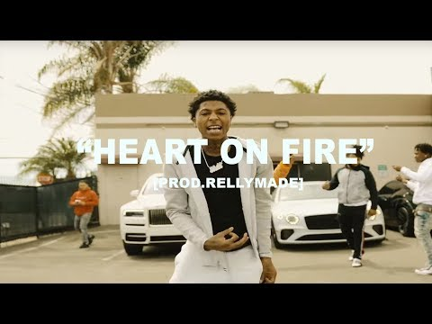 """[FREE] NBA YoungBoy x Rod Wave Type Beat """"Heart On Fire"""" (Prod.RellyMade)"""