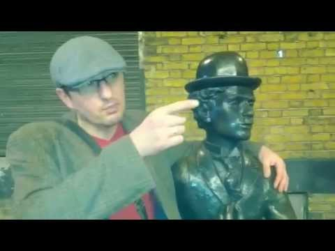 Charlie Chaplin - Talking About Statues