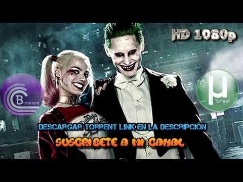 DESCARGAR ESCUADRON SUICIDA VERSION EXTENDIDA EN AUDIO LATINO TORRENT FULL HD 1080p (DUAL AUDIO)