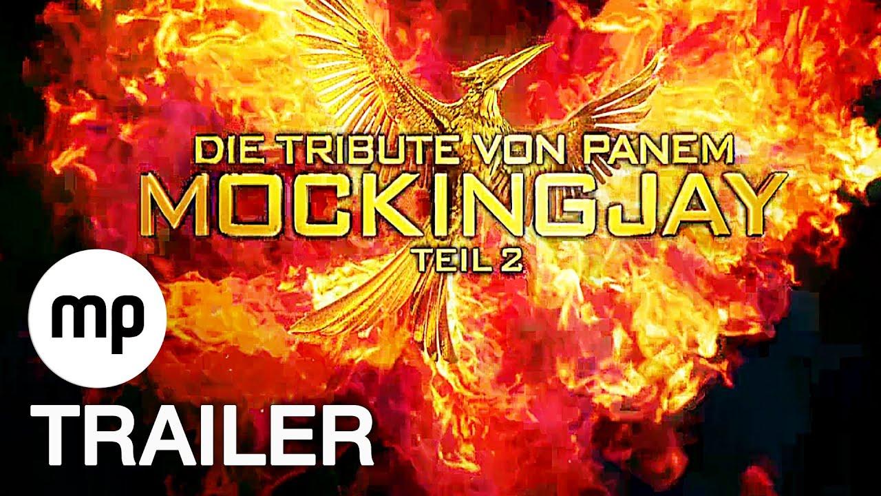 Die Tribute Von Panem Mockingjay Teil 2 Trailer Deutsch German Youtube