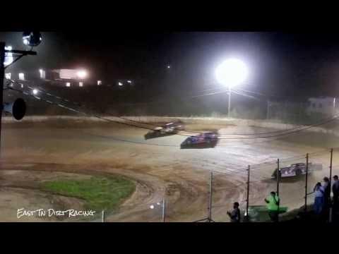 Late Model Feature @ Wartburg Speedway (7-29-17)