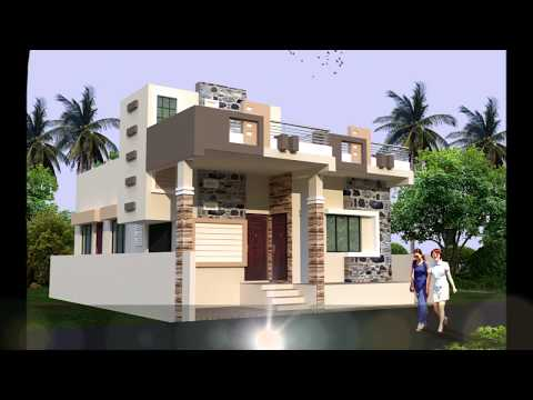 BEST 2 BHK HOME PLAN AND DESIGN