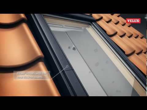New generation of energy efficient VELUX roof windows