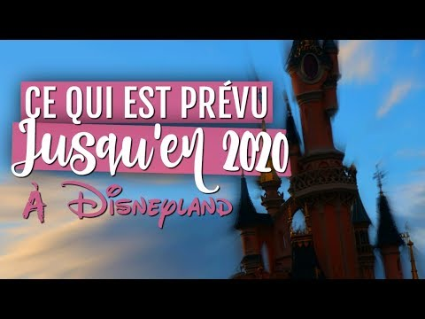 Pleins de news pour Disneyland Paris !