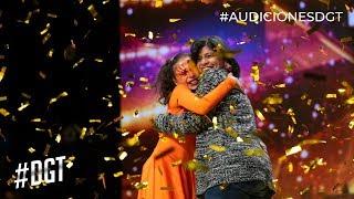 Yaretzi, ¡último Golden Buzzer de #AudicionesDGT! | Dominicana´s Got Talent 2019
