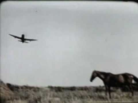 "1944-45 ""THUNDERBOLT"" Uncensored Complete Version (2 of  5)"