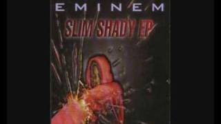 Eminem Slim Shady EP - Bonnie And Clyde ( Just The Two Of Us ) With Lyrics !!